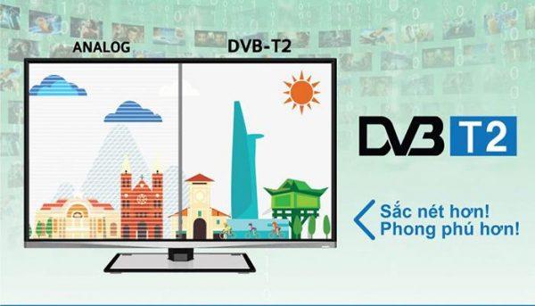 Lợi ích của DVB-T2 đem lại những gì?