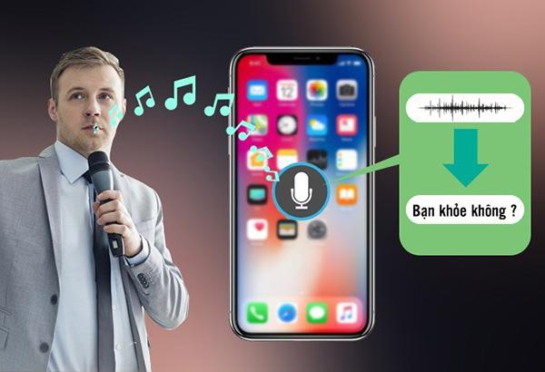phần mềm nhận diện giọng nói